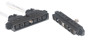 LMD and LMS Modular Connectors