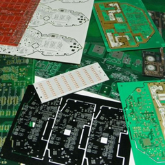 PCBs with different Surface Finishes