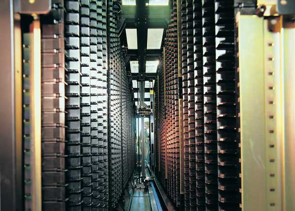 Data Hosting, Archiving and Serving
