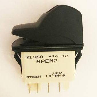 Locked power rocker switches - KL36CAKEG225N6263