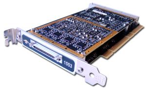 PCI-C1553 Test & Simulation
