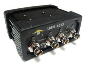 USB-1553 Test & Simulation