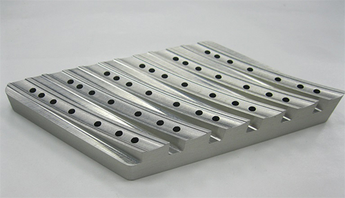 High Precision Machined Parts