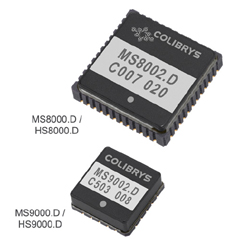 Colibrys product families for Mil-Aerospace