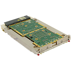 Rugged 3U VPX Processor-Board