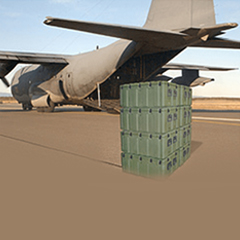Air Transport Containers & Cases