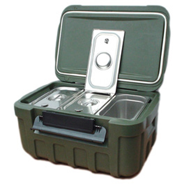 Large Insulated Containers For The Transport Of Fresh Or Frozen Food