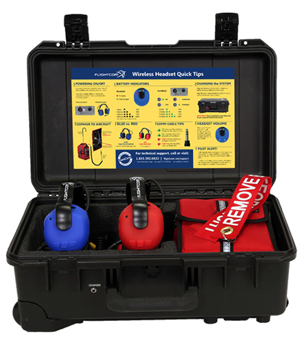 2-USER PORTABLE WIRELESS SYSTEM