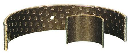 DX®10 Metal-Polymer Plain Bearings Grease Lubricated