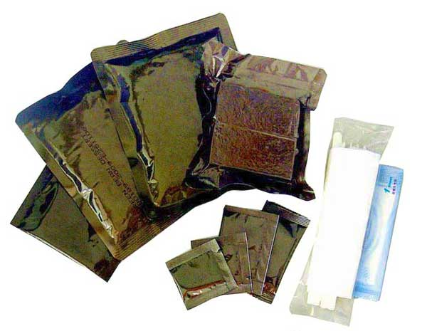 Field Ration Packs
