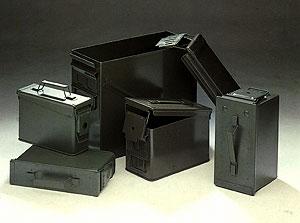Quality Ammunition Boxes