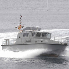Coastal Patrol Military Vessels