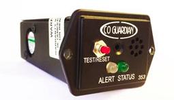 353-101 Panel Mount CO Detector