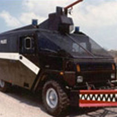 Riot Control Vehicles