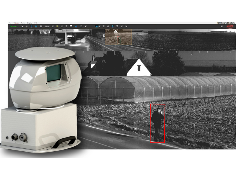 Long Wave Infrared Camera System