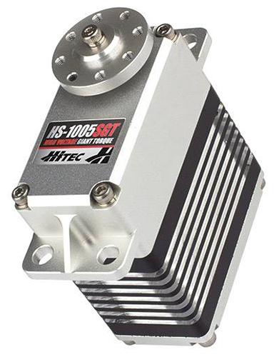 HS-1005SGT - 33mm Standard Steel Gear