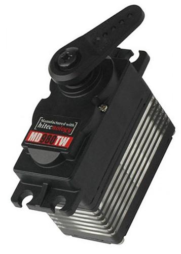 MD980TW - 22mm Coreless Titanium Gear High Torque