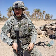 Soldiers-survivability
