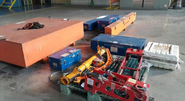 Calibration of Sling Equipment Aircraft MRO