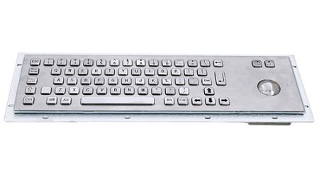 industrial metal keyboard KB001