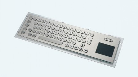 industrial metal keyboard KB001T