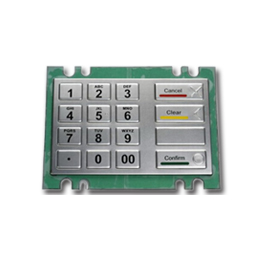 Metal keypads KP902