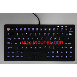 Silicone keyboards SK316-BL