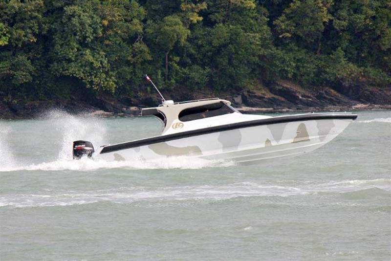 High Speed Catamarans