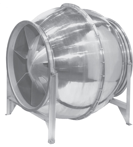 CV: Inline and Roof Mounted Fans