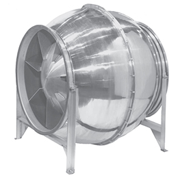 cv inline and roof mounted fans