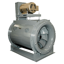qmx mixed-flow blowers