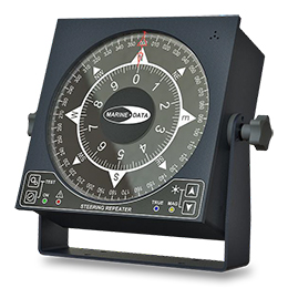 Large Dual Scale Steering Repeater Display MD68HR