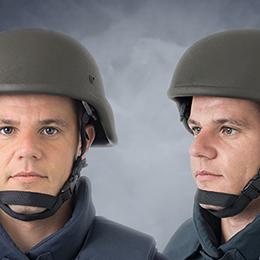 Ballistic Helmet MICH Standard
