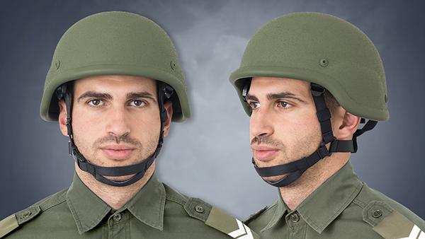 Ballistic Helmet PAGST Standard