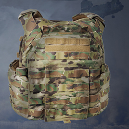 JUPITER Enhanced Tactical QR Plate Carrier