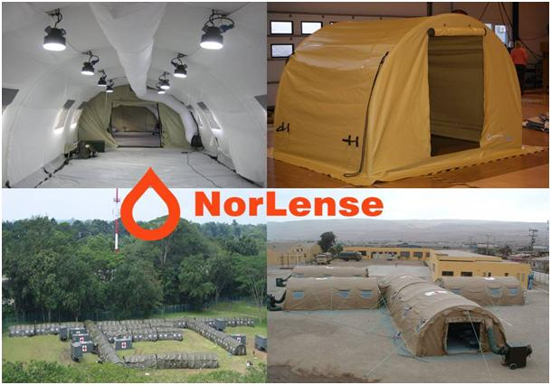 NorLense Shelter Solution