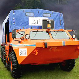 All-Terrain Amphibious Vehicle