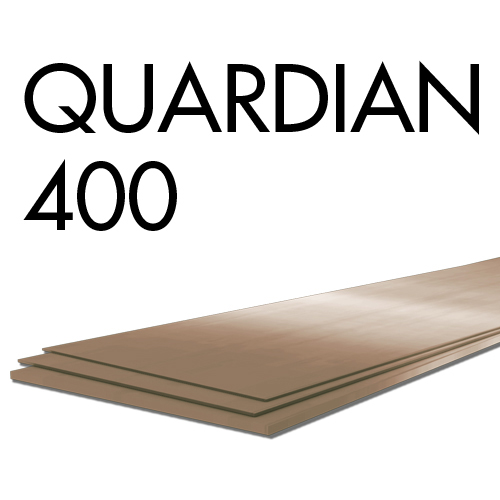 High protection HBW 400 steel - Quardian 400