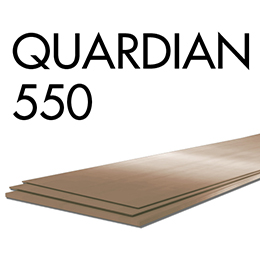 High protection HBW 550 steel - Quardian 550
