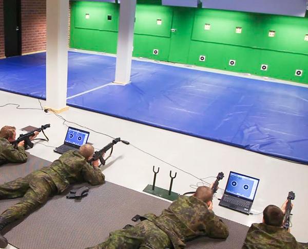 Indoors Training