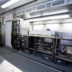 Expandable Kitchen Interior