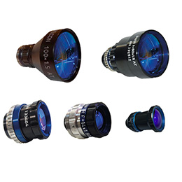 Short Wave Infrared Series Lenses SWIRECON