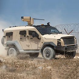 Armor kits for military vehicles