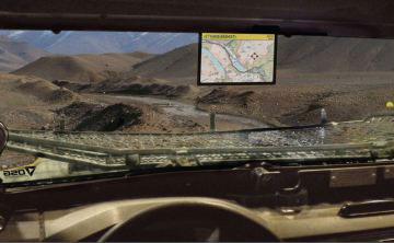 Windshield built in LCD digital screen (ScreeneX)