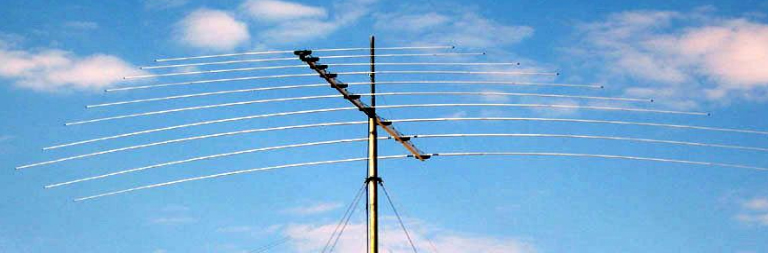 RLP10-30 HF Log Periodic Dipole Array