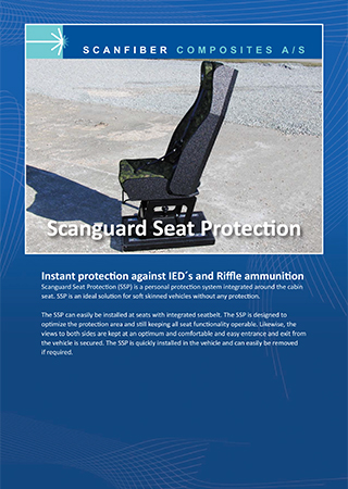 Scanguard Seat Protection