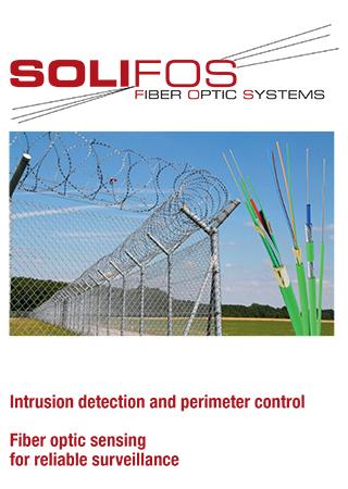 Fiber optic sensing for reliable surveillance