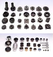 Rubber to Metal Bonded Items