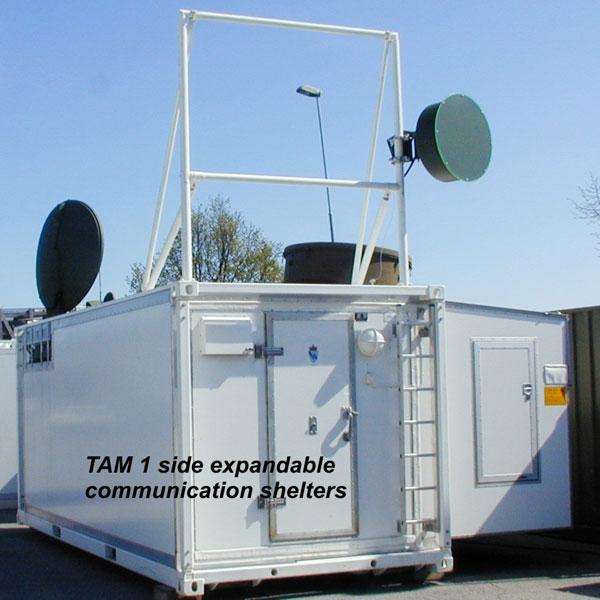 TAM-48ft Shelter
