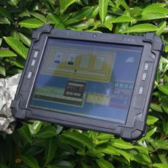 Range Control Tablet